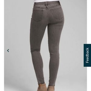 NWOT Prana London Skinny Jean